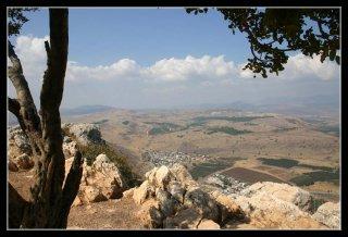 Национальный парк крепость на горе Арбель