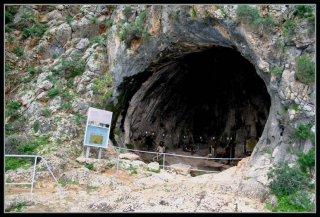 Нахаль Меарот - Ручей Пещер