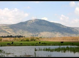 Долина Хула (Шмурат ха Хула)