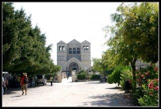 Францисканская церковь Преображения на горе Тавор (Фавор)
